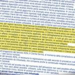 Contratto Infostrada e problemi con l'attivazione