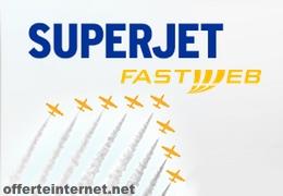 Fastweb SuperJet è l'adsl migliore d'Italia, ancora meglio in fibra ottica