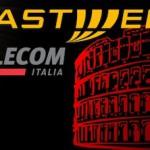 Fastweb e Telecom espandono la fibra ottica a Roma