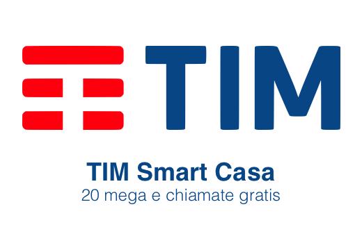 ADSL a 20 mega e chiamate gratis senza scatto alla risposta. Anche l'attivazione è gratuita. Scopri perché TIM Smart Casa è l'offerta che fa per te.