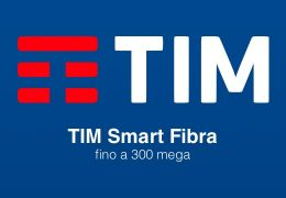 TIM Smart Fibra. Fino a 300 mega, chiamate a zero verso fissi e mobili, e tanti vantaggi. Leggi la mia opinione sul perché conviene davvero.